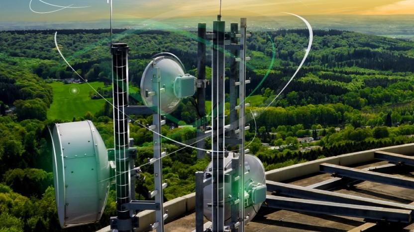 Der Telekommunikationsanbieter Mugler aus Sachsen hat ein eigenes Campusnetz.