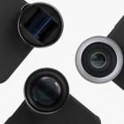 Sandmarc: Anamorphe Linsen, Tele und Weitwinkel für das iPhone 11