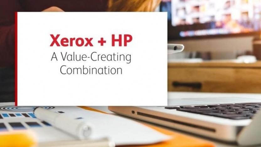Aus der Präsentation von Xerox