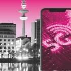 Hamburg: Telekom startet 5G in weiterer Großstadt