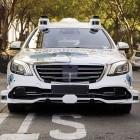 San José: Bosch und Daimler starten autonomen Taxidienst
