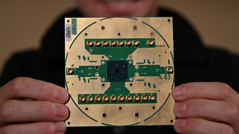 Quantencomputer: Intel entwickelt coolen Chip für heiße Quantenbits - Golem.de