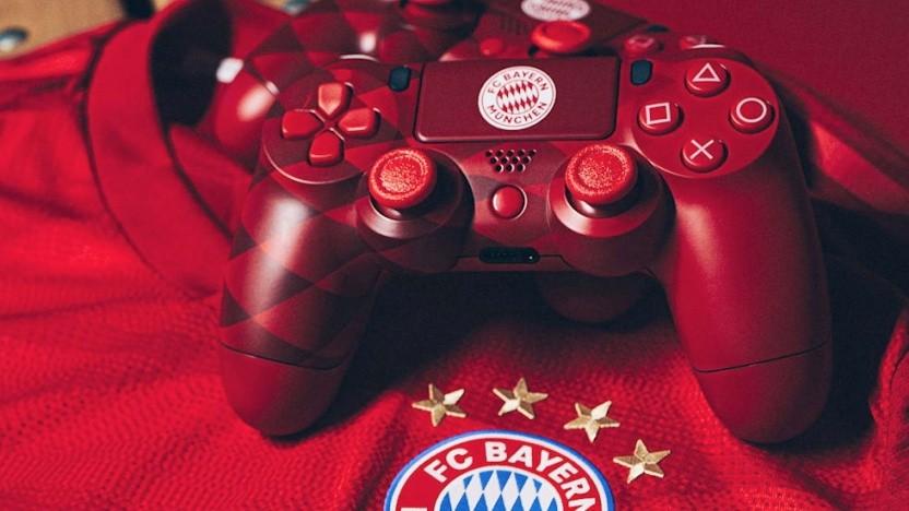 Artwork des FC Bayern München
