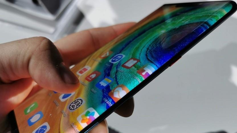 Huawei bringt das Mate 30 Pro ohne Google-Apps nach Deutschland.
