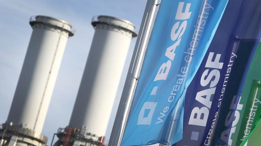 BASF-Hauptquartier in Ludwigshafen: weitere Arbeitsplätze für die Lausitz?