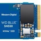 WD Blue SN550: Western Digital macht günstige blaue SSD flotter