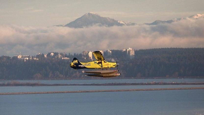 Das dritte Zeitalter der Luftfahrt: die elektrische De Havilland Beaver beim Testflug