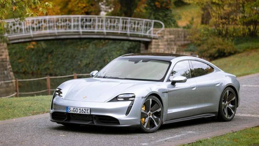 Elektroauto Porsche Taycan: neue Wertschöpfungsfelder erschließen