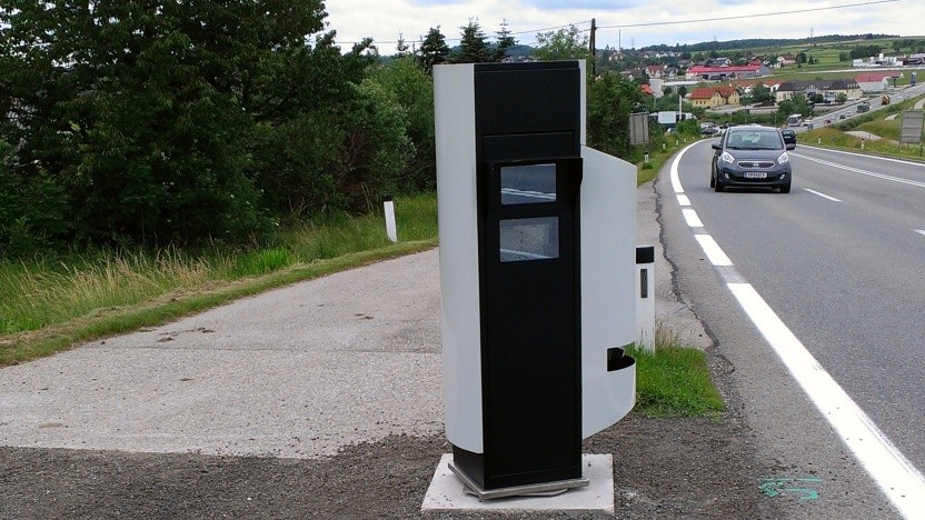 Die Daten von Streckenradaren werden in Österreich besser geschützt.