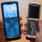 Motorola Razr im Hands on: Klappen wie 2004