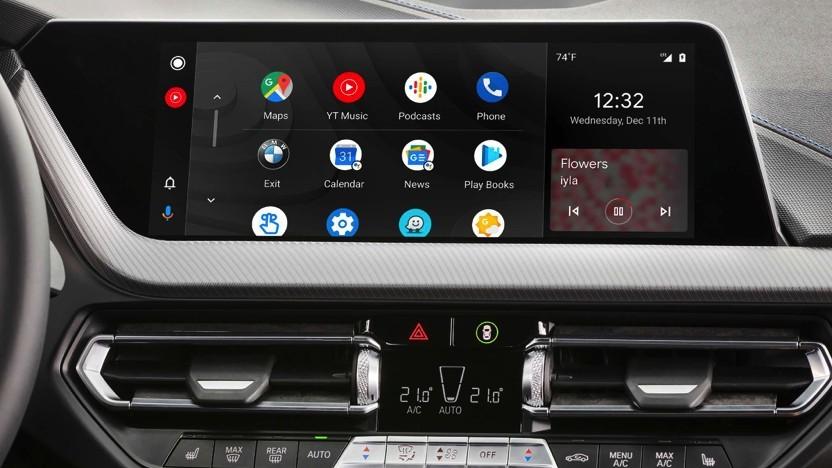 Android Auto im BMW