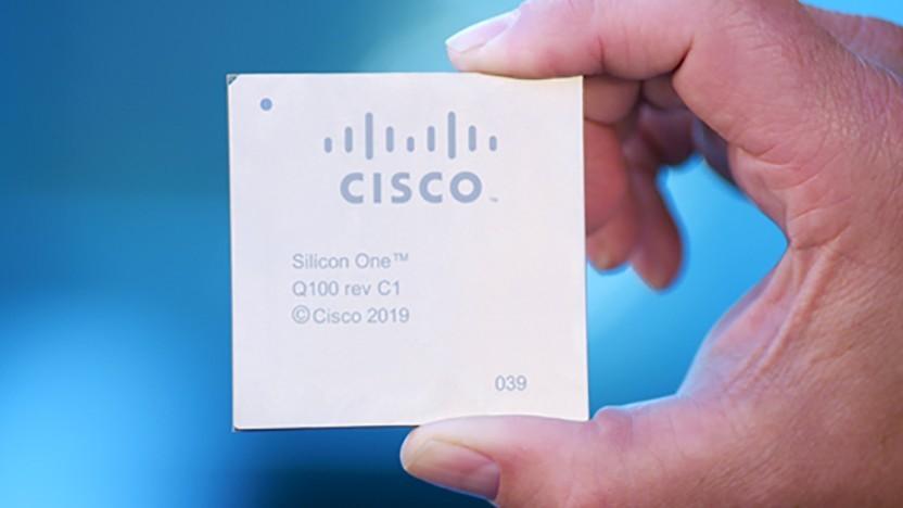 Cisco baut einen Chip für alle Netzwerkaufgaben.