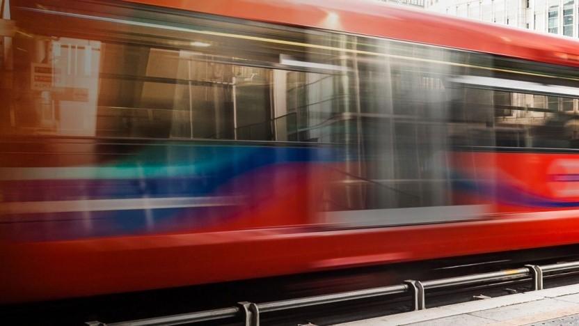 Fahr'n mit der vollautomatisierten S-Bahn