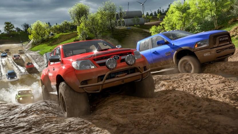 Artwork von Forza Horizon 4