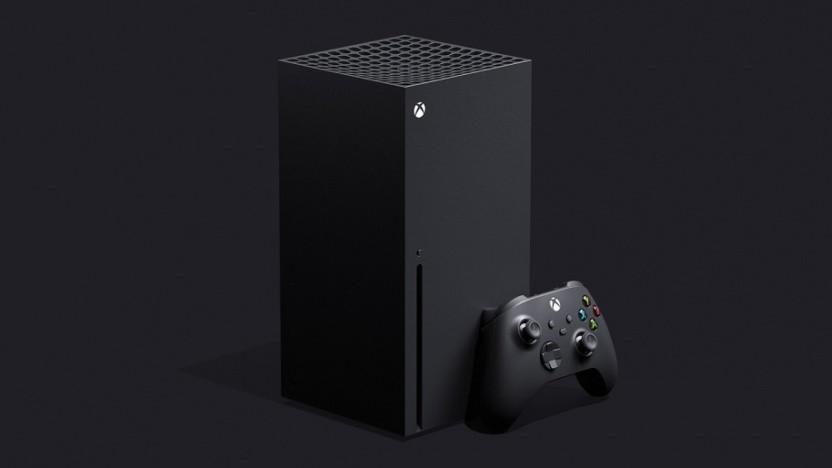 Xbox Series X mit neuem Xbox Wireless Controller