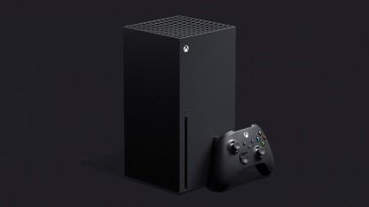 Xbox X Series mit neuem Xbox Wireless Controller