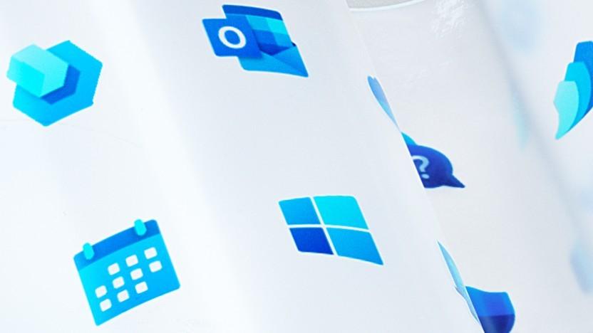 Das Windows-Logo sieht in Zukunft anders aus.