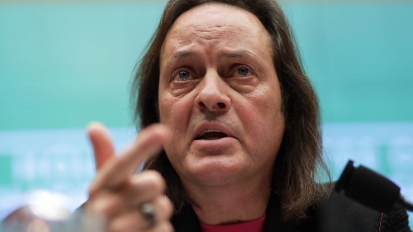 John Legere, Chef von T-Mobile in den USA