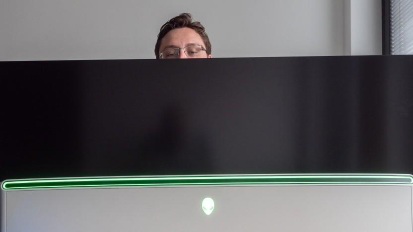 So einen Monitor sollten wir nicht länger benutzen.