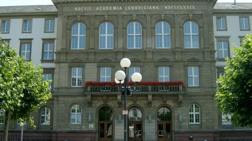 Die Universität Gießen ist derzeit offline.