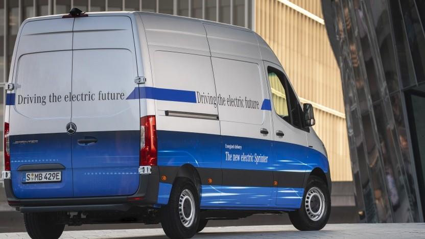 Esprinter von Mercedes-Benz Vans