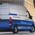 Mercedes-Benz eSprinter: Daimler hilft Fuhrparkleitern mit App beim Laden