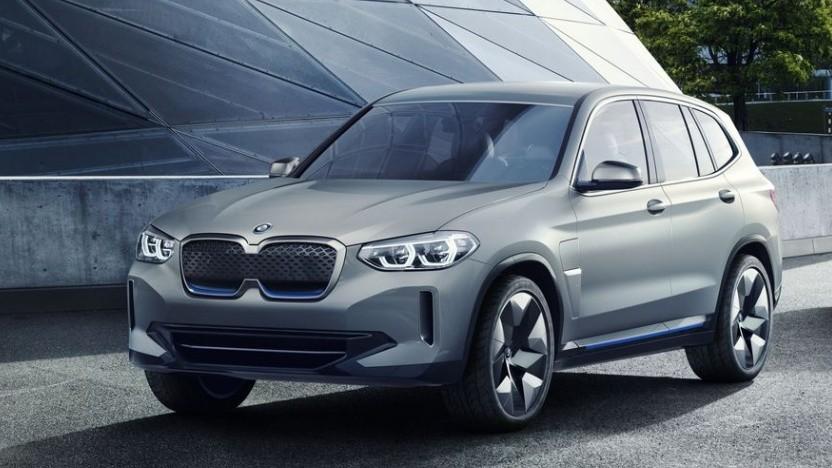 Der BMW iX3 kommt mit deutlich weniger Kobalt in den Akkuzellen.