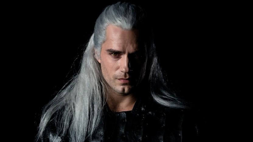Henry Cavilll als Geralt von Riva in The Witcher