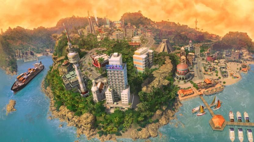 Artwork von Tropico