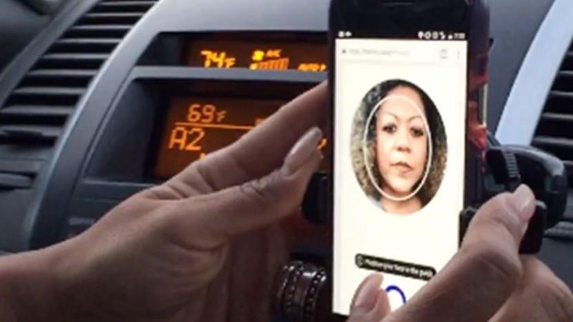 Unterwegs mit Uber