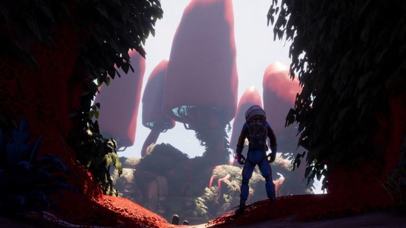 Artwork von Journey to the Savage Planet
