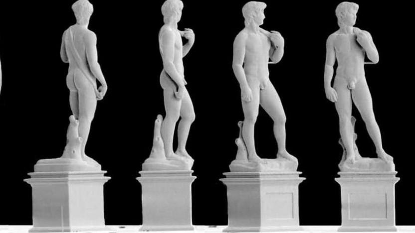 3D-gedruckter David: Was würde Michaelangelo sagen?