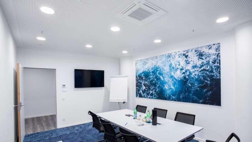 Meetingroom am Frankfurter Flughafen