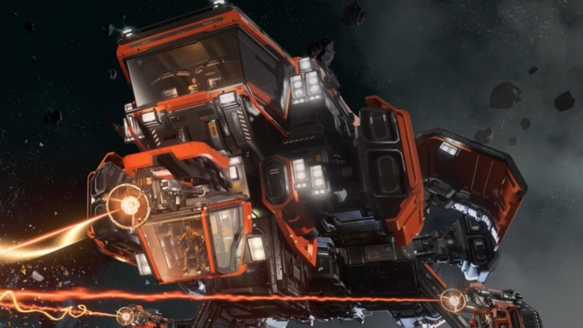 Die Argo Mole ist das neue Mining-Schiff.