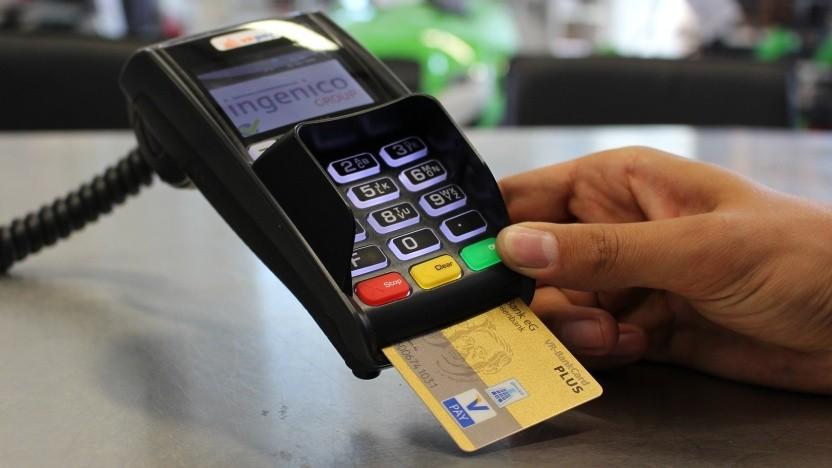 Kartenzahlung ist aktuell in Deutschland nicht überall möglich.
