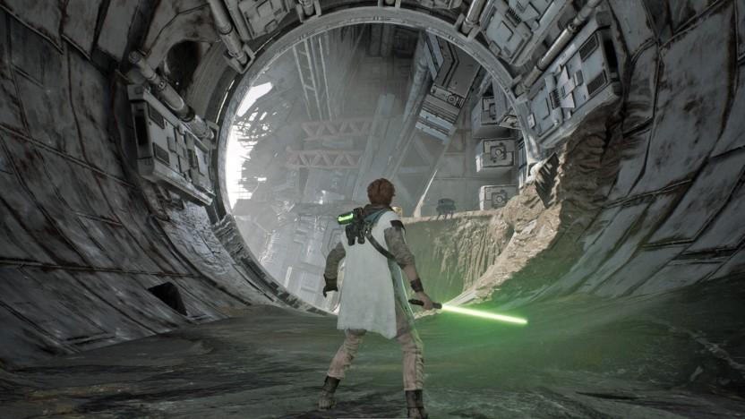 Szene aus Star Wars Jedi Fallen Order
