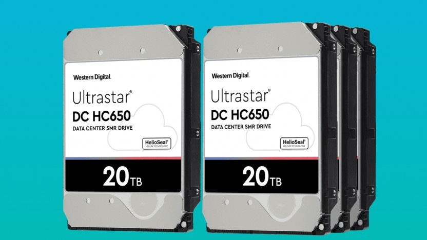 20TB Ultrastar DC HC650 SMR