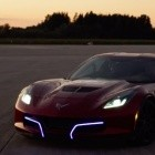 Genovation GXE: Neue Elektro-Corvette schafft 340 km/h