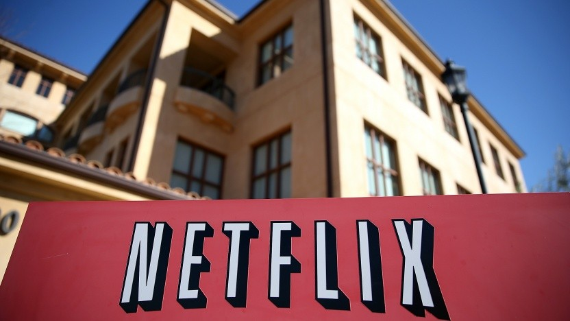 Netflix-Zentrale