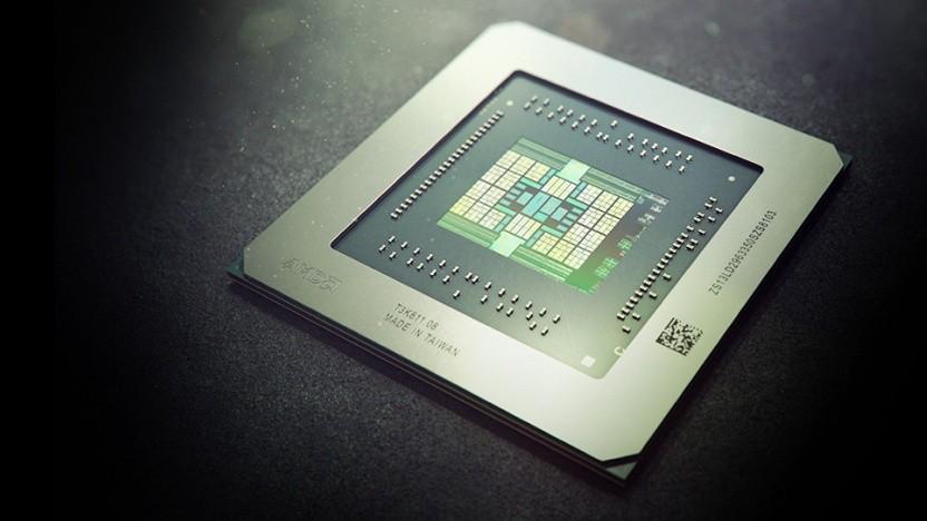 Navi-10-Chip mit 2.304 Shadern