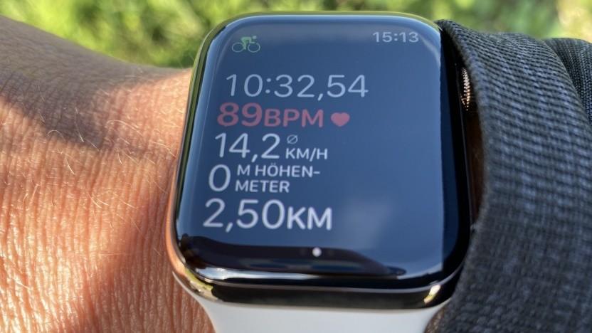 Verstößt eine Funktion der Apple Watch gegen ein Patent?
