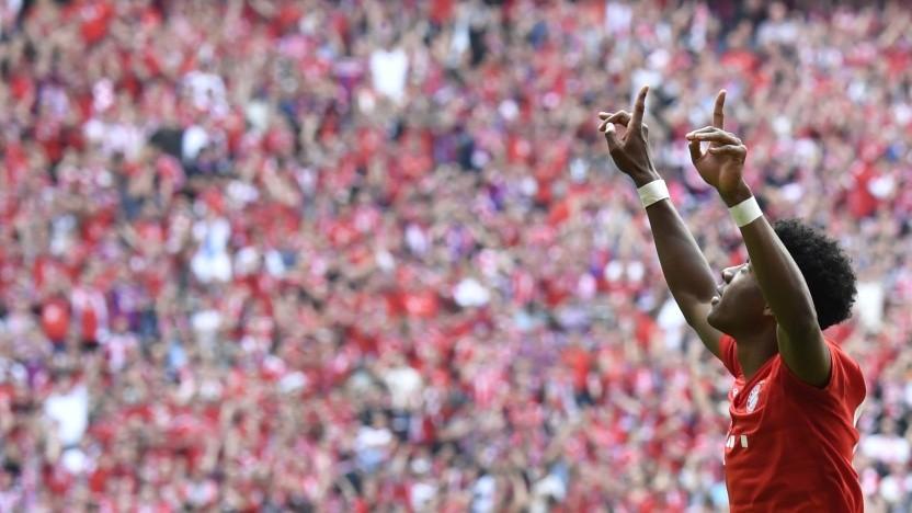 Ein Erfolg der Bundesliga-Nachwuchsförderung: David Alaba