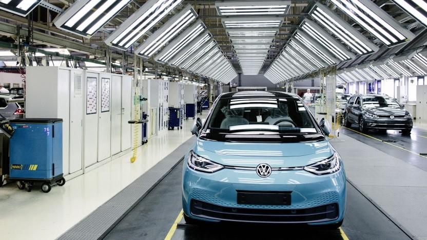 Golf-Nachfolger VW ID.3: Lackmustest der deutschen Autoindustrie