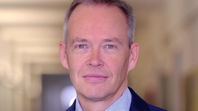 Der baden-württembergische Datenschutzbeauftragte Stefan Brink