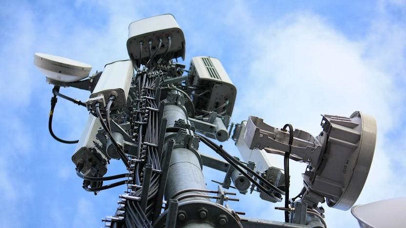 Funknetz der Telefónica