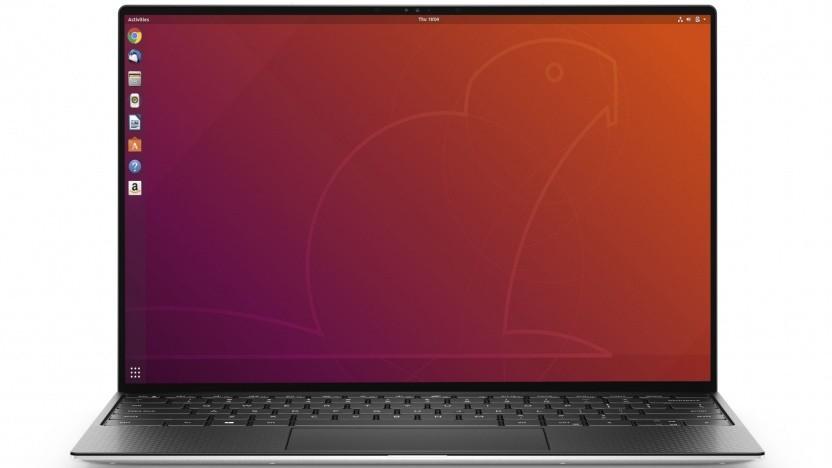 Auch das XPS 13 (9300) wird mit Ubuntu ausgeliefert.