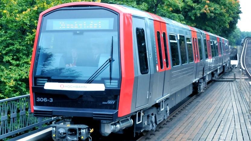 Alstom-Bombardier: Softwarefehler bringt Hamburger Hochbahn zum Stehen