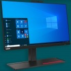 Thinkcentre M90a: Lenovos All-in-One versteckt die Kabel im Standfuß