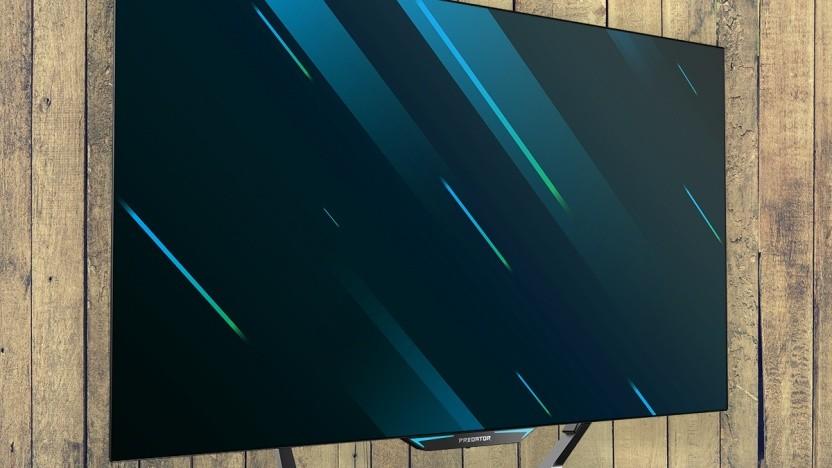 Acer baut einen 55-Zoll-Gaming-Monitor.