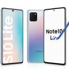 Smartphones: Samsung stellt Lite-Versionen des Galaxy S10 und Note 10 vor